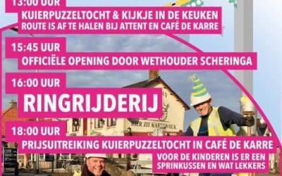 Opening Tukseweg 8 juni